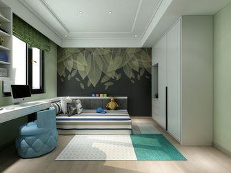 140平米三新古典风格儿童房装修图片大全