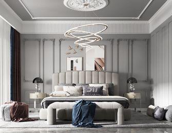 5-10万110平米三室两厅欧式风格卧室设计图