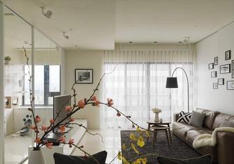 10-15万90平米一室两厅欧式风格客厅装修案例