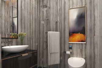 60平米美式风格卫生间图片