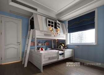 豪华型140平米四室两厅美式风格儿童房效果图