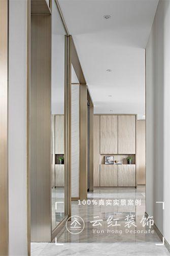 120平米复式现代简约风格走廊设计图