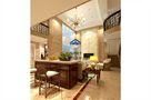 15-20万140平米四室两厅混搭风格楼梯装修案例