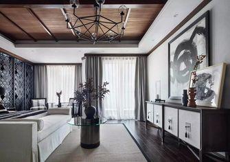 130平米三室两厅中式风格走廊装修图片大全
