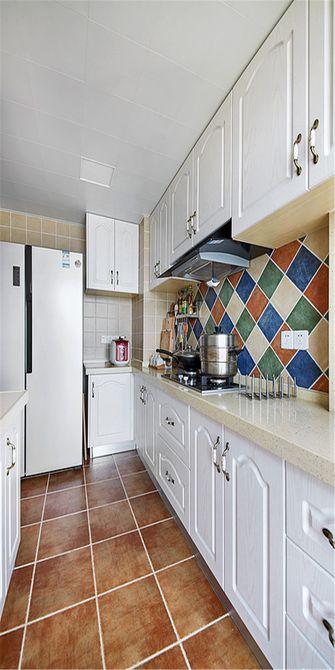 90平米四地中海风格厨房装修效果图