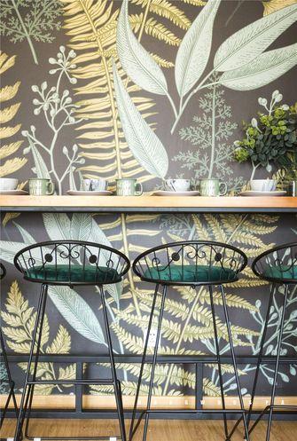 60平米一室一厅北欧风格餐厅图片