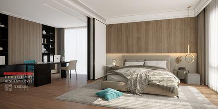 20万以上140平米四室四厅现代简约风格卧室设计图