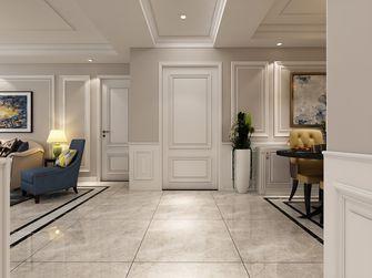 140平米三室两厅欧式风格走廊欣赏图