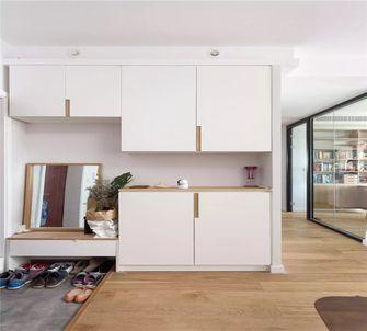 70平米一室一厅混搭风格玄关装修效果图