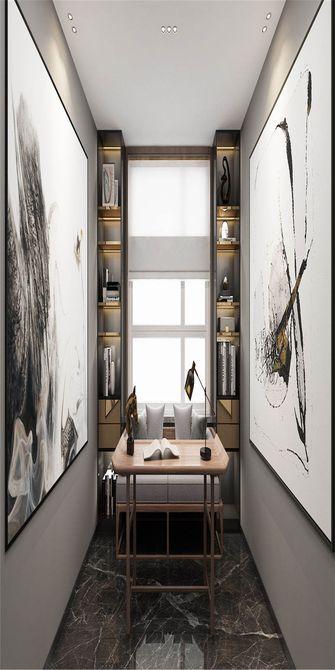 120平米三中式风格玄关装修案例