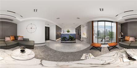 120平米四其他风格客厅设计图