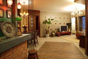 120平米田园风格走廊装修效果图