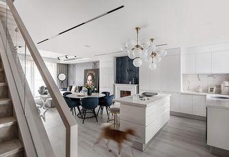 140平米四室两厅法式风格厨房设计图