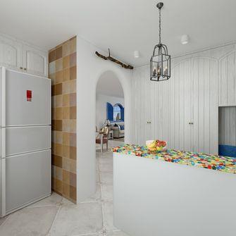 130平米公寓地中海风格玄关欣赏图