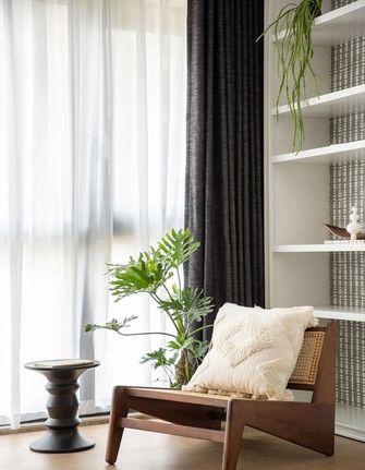 140平米三室一厅现代简约风格阳台装修效果图