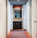 80平米公寓混搭风格走廊图片大全