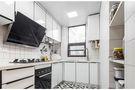 130平米四室两厅北欧风格厨房图片大全