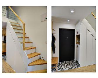 70平米日式风格楼梯间图片