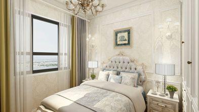 140平米四室三厅法式风格卧室装修案例