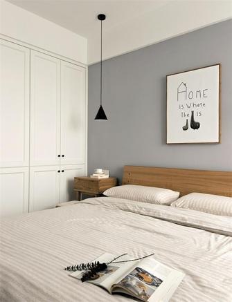 90平米三现代简约风格卧室图片