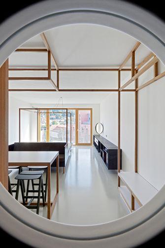 40平米小户型日式风格餐厅装修效果图
