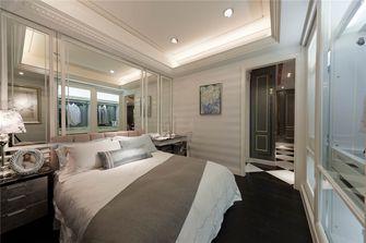 140平米三室五厅新古典风格卧室图片