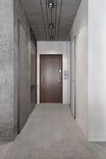 100平米其他风格走廊欣赏图