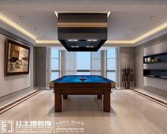 140平米四室两厅混搭风格健身室图