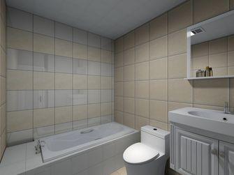 120平米三室两厅欧式风格卫生间装修效果图