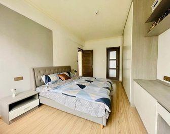 5-10万130平米三室两厅现代简约风格卧室图