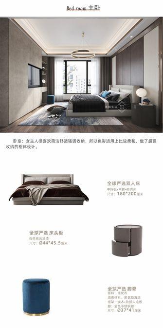 140平米四室四厅其他风格卧室图片