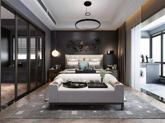 130平米一室一厅欧式风格卧室图