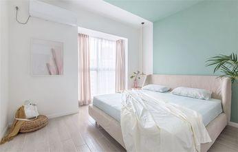 100平米三室五厅北欧风格卧室图片大全