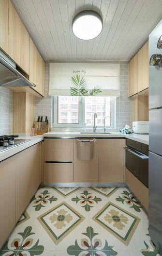 经济型100平米北欧风格厨房图片