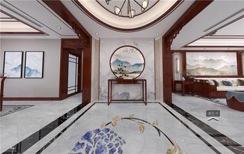 140平米四室四厅中式风格玄关效果图