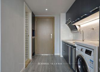 90平米复式现代简约风格厨房装修效果图