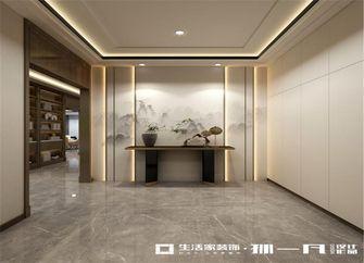 140平米四室两厅现代简约风格玄关设计图