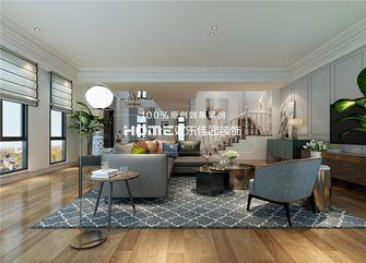 140平米别墅北欧风格客厅图片大全