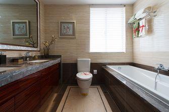 140平米四室两厅新古典风格卫生间效果图
