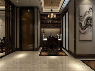 140平米别墅中式风格餐厅图