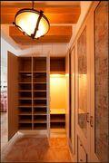 130平米公寓田园风格储藏室装修图片大全