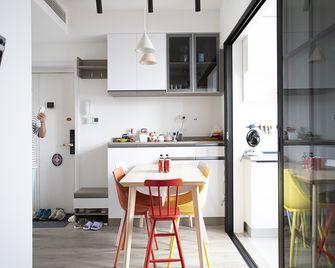 70平米一居室宜家风格餐厅装修案例