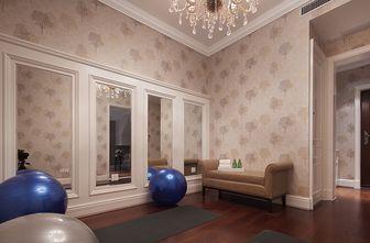 120平米四北欧风格健身室装修案例