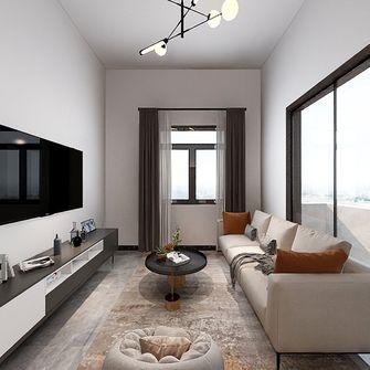 90平米三室一厅宜家风格客厅图片