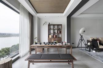 140平米复式欧式风格书房效果图