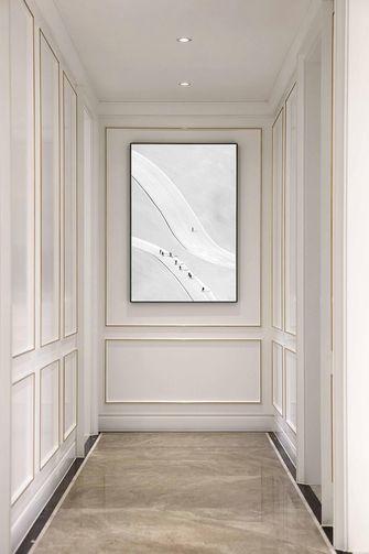 140平米四室两厅法式风格走廊图片
