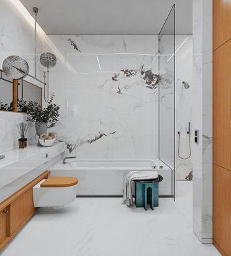 140平米四现代简约风格卫生间装修图片大全