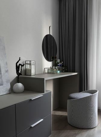 经济型110平米三室两厅现代简约风格卧室欣赏图