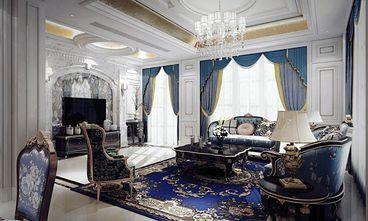 120平米别墅法式风格客厅图片