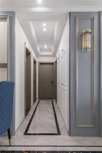 100平米三室三厅混搭风格走廊装修案例